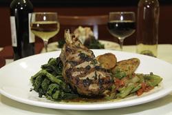 Italian Lamb Chop
