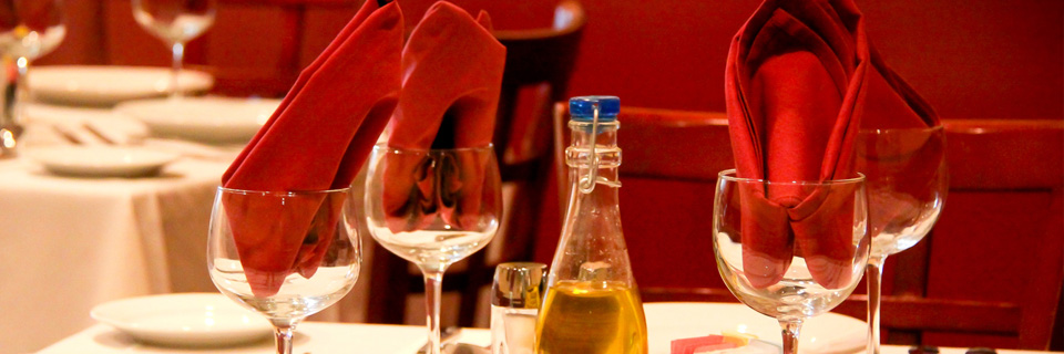An Italian Dining Experience